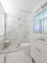 Small Shower Bathroom Before And After Farmhouse Bathroom Remodel Modern Farmhouse