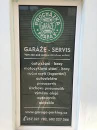 Pod Garage by Drtinova 9 Garage Parking In Praha Parkme