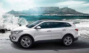 hyundai santa fe price 2016 hyundai santa fe side car and price
