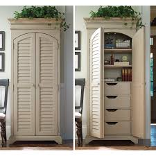 paula deen home utility cabinet in linen finish 996417 take 10