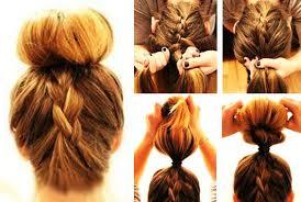 Frisuren Zum Selber Machen Schnell by 100 Frisuren Einfach Und Schnell Machen Die Besten 25