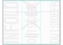 8 5 x11 brochure template welcome to trade 4over