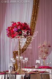 Manzanita Branches Centerpieces Suhaag Garden Hyatt Regency Orlando Wedding Reception Decor