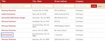 how to apply for fred meyer jobs online at fredmeyer com careers