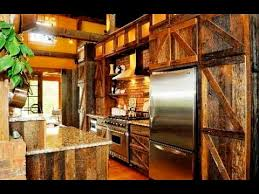 Barn Door Style Kitchen Cabinets Awesome Barn Door Kitchen Cabinets