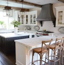 Farmhouse Style Kitchen Islands by Beautiful Homes Of Instagram K I T C H E N Pinterest