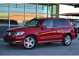 used mercedes for sale 2015 mercedes benz glk350 for sale in tempe az used mercedes