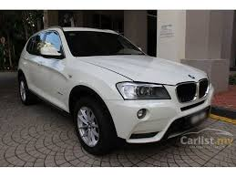 2012 bmw suv bmw x3 2012 xdrive20i 2 0 in kuala lumpur automatic suv white for