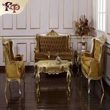 canapé luxe tissu de luxe tissu salon meubles canapé ensemble avec le meilleur prix en