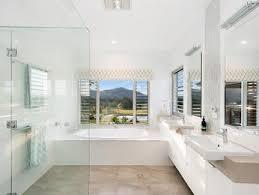 Bathroom Ideas With Frameless Glass - Glass bathroom