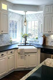 kitchen corner sink ideas kitchens with corner sinks pictures corner kitchen sink design