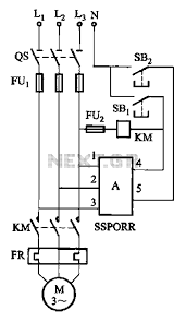 automations u003e relay circuits u003e phase solid state relay fault