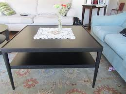 ikea stockholm coffee table ikea stockholm coffee table 90 it is used only 1 year old flickr