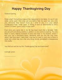 thanksgiving letter for boyfriend husband happy