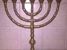 candeliere ebraico candelabro ottone annunci in tutta italia kijiji annunci di ebay