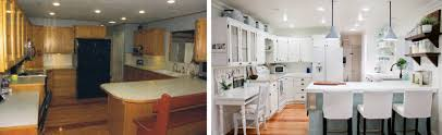 Kitchen Makeover Blog - ideas to give your kitchen cabinets a makeover bnbstaging le blog