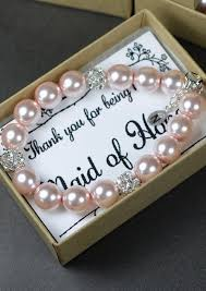 wedding gift jewelry best 25 bridesmaid jewelry gift ideas on wedding