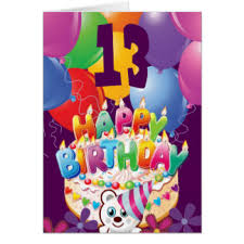 daughter 13th birthday gifts on zazzle