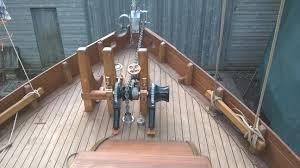 manual anchor windlass deep blue engineering ratchet windlasses