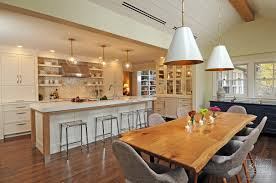 mid century kitchen design a contemporary kitchen with a mid century vibe the kitchen