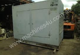 advertised generator from whc machinery sales