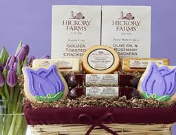 hillshire farms gift basket hickory farms gift baskets specialty gourmet products