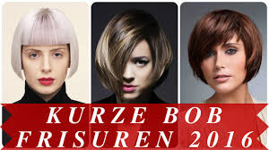 Bob Frisuren Typ by Kurze Bob Frisuren 2016