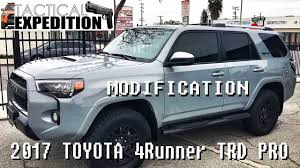 toyota 4runner 2017 black part3 2017 4runner trd pro cement mods blackout cellphone mount