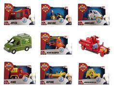 fireman sam neptune vehicle fireman sam toys