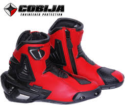 red motorbike boots cobija touring boots cobija motorbike garments page 13