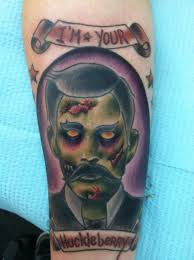 doc holliday tattoos by stowell