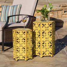 small outdoor accent tables popular outdoor accent tables intended for categories inspirations 7