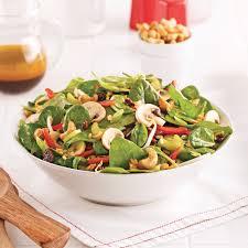 cuisine d une chinoise salade d épinards à la chinoise recettes cuisine et nutrition