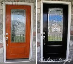 Paint Front Door The How To Gal How To Paint Your Front Door With 3m Diy