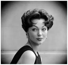 ivy nicholson july 1953 pleasurephoto