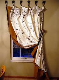 Curtains Without Rods Innovative Curtains Without Rods And Ways To Hang Curtains Without