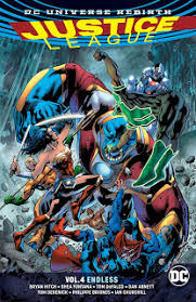 review justice league vol 4 endless rebirth trade paperback