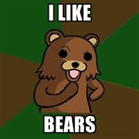 Bears Meme - i like bears pedo bear meme by darklove123 on deviantart