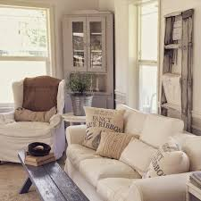 Best  Burlap Living Rooms Ideas On Pinterest Burlap Curtains - Country family room ideas