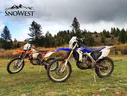 snow motocross bike snowest snow bike build bringing single track to the steep and