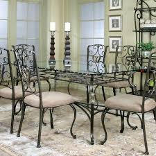 Dining Room Table Glass Best 25 Glass Dining Room Sets Ideas On Pinterest Coffee Bar