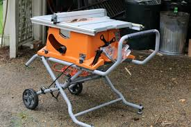 Craftsman Portable Table Saw Table Saw Archives The Tool Reporter