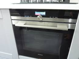 Toaster Siemens Siemens Built In Combi Oven Microwave Ptc Kitchens