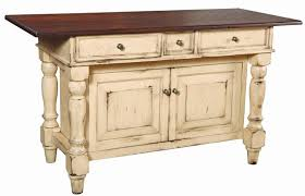 amish roseburg island with two drawers and two doors serenity kitchen cabinet island