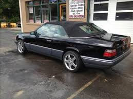 mercedes e class cabriolet for sale 1994 mercedes e class for sale carsforsale com