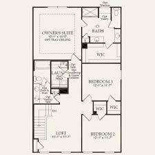 sink floor plan foxfield 686479 pulte