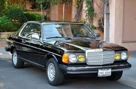 mercedes 300d coupe sell used 1982 mercedes 300cd turbo diesel coupe only 126k