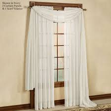window drapes window curtains drapes and valances with valance touch of class 1 2