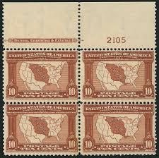 Map Of Louisiana Purchase by Us Stamp Value Scott Catalogue 327 10c 1904 Louisiana Purchase