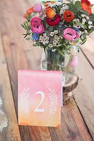 the 25 best printable wedding table numbers ideas on pinterest